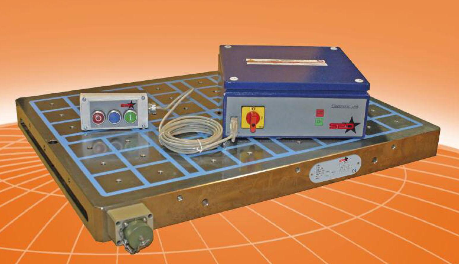 Magnetic Chucks Parameters
