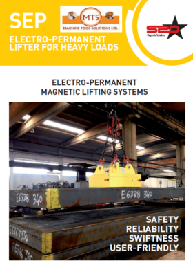 SPD HEAVY LOADS LIFTER CATALOGUE