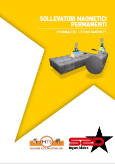 SPD MAGNETIC LIFTER CATALOGUE