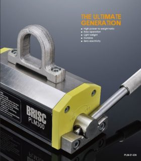 BRISC MAGNETIC LIFTER CATALOGUE