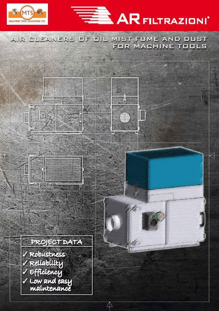 AR FILTRAZIONI CATALOGUE