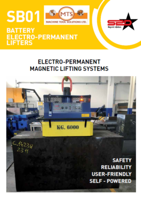 SPD BATTERY LIFTER CATALOGUE
