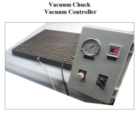 VACUUM CHUCK AND CONTROLLER