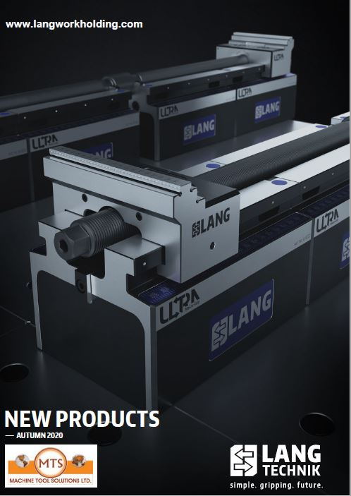 LANG BRAND NEW PRODUCTS - 2020